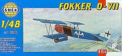 Smer 1/48 Fokker D.VII # 0803
