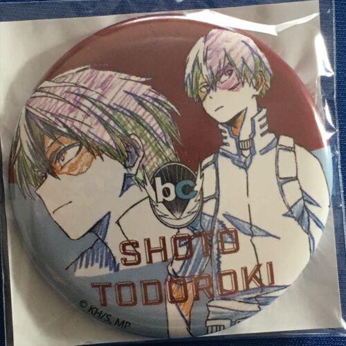 Boku no Hero Academia Can Badge BC Limited Bakugo Ochako Shoto Asui Denki Mina
