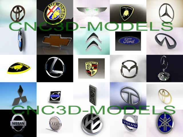 3D Model STL for CNC Router Engraver Carving Artcam Aspire Collection n950