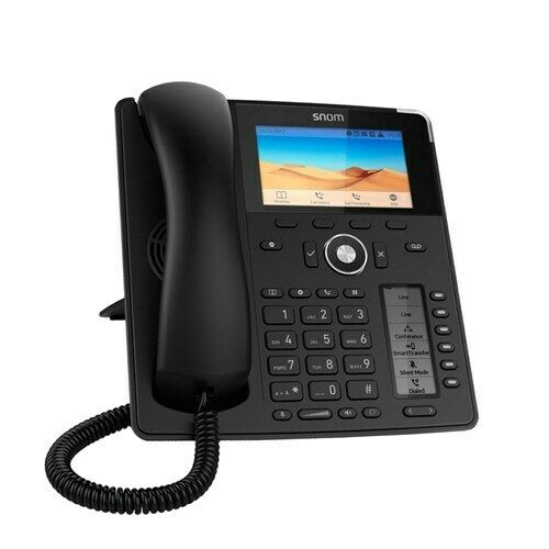 Snom D785 VoIP Desk Telephone with color screen