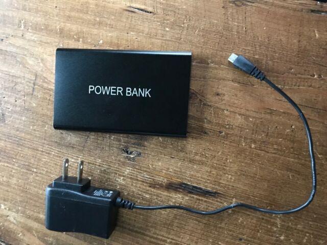 Portable Power Bank External Battery Charger USB - Phone Pad Tablet - 12000mAh