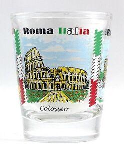 ROME-ITALY-LANDMARKS-AND-ICONS-COLLAGE-SHOT-GLASS-SHOTGLASS