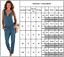 Damen-Armellos-Lang-Jumpsuit-Overall-Einteiler-Sommer-Freizeit-Hosenanzug-40-42 Indexbild 3