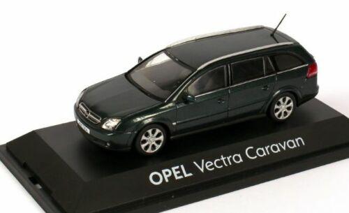 Schuco 1:43 Opel Vectra C Caravan darkgreen
