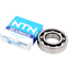 Open Type 35x62x14mm NTN 6007 Single Row Radial Ball Bearing