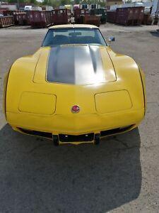 1976 Chevrolet Corvette Straling