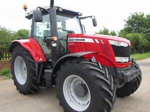 100% Vrai Massey Ferguson Série 6700 S Tracteurs-workshop Manual.-afficher Le Titre D'origine Assurer IndéFiniment Une Apparence Nouvelle