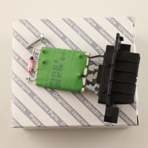 NEW! OE Quality Heater Motor Blower Fan Resistor Fiat Grande Punto Evo 13248240