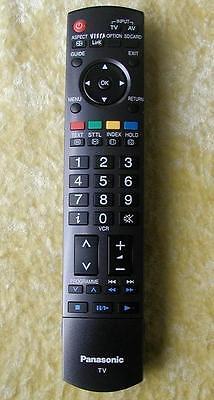 Panasonic Remote N2QAYB000239 Replace N2QAYB000496 TH-P50VT20A TH-P65VT20A