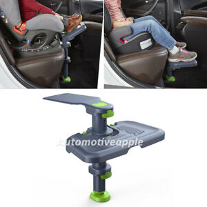 Image Is Loading KneeGuardKids3 Car Seat Footrest Gray For Universal Vehicle