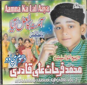 Aamna-KA-Lal-Aaya-Mohammed-Farhan-Ali-Qadri-Volume-2-Neuf-Naat-CD