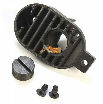 Metal Alloy Hand Grip Motor Cover for M Series Airsoft Marui Standard G&P AEG