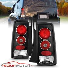 03 07 For Scion Xb All Black Jdm Tail Lights Rear Brake Lamps Assembly Lhrh