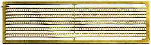 10-Brass-ladders-A32-UNPAINTED-N-Gauge-Scale-Langley-Models-Kit-1-148-Scenery