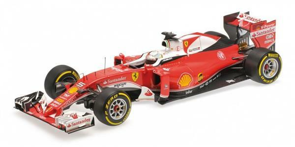 BBR Ferrari SF16-H Scuderia Ferrari  5 1 18 BBR181605