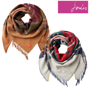 Joules Wilstow Triangle Scarf Free Uk