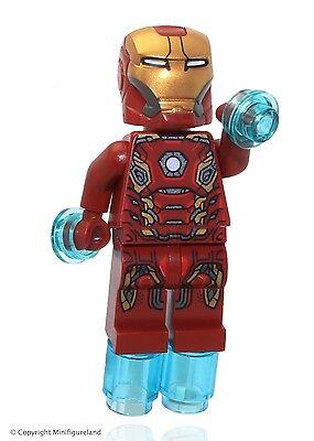 LEGO Super Heroes: Avengers MiniFigure - Iron Man Mark 45 Armor  (Set 76029)