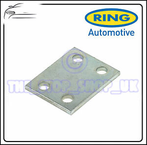 Ring-Towing-Trailer-Caravan-2-034-Zinc-Plated-Steel-Drop-Plate-RCT742