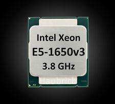 Intel Xeon e5-1650 v3 | 6x 3.5-3.8 GHz | 2011-3, cm8064401548111 bx80644e51650v3