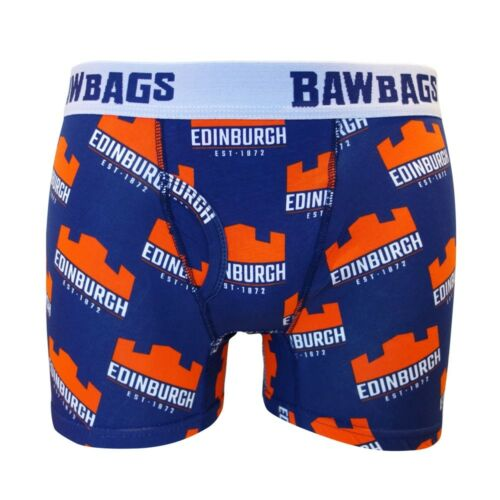NEW Bawbags Edinburgh Rugby Boxer Shorts