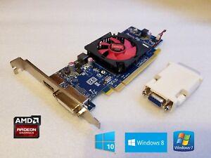 Windows-10-HP-Pavilion-P6630f-p6641f-p6642f-p6644y-DVI-1GB-HD-Video-Card