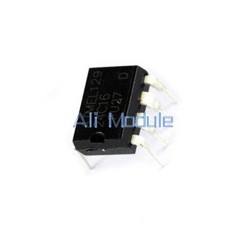10Pcs IC AT24C16 AT24C16AN-PU-2.7 Eeprom DIP8 Reino Unido