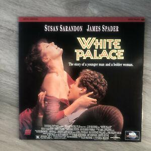 White Palace Laserdisc Susan Sarandon James Spader