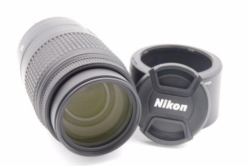 Nikon AF-S DX Nikkor 55-300mm f//4.5-5.6G ED VR Zoom Lens for Nikon DSLR Cameras