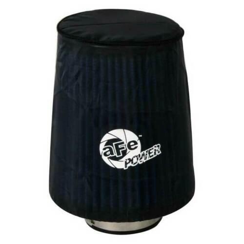 "aFe Black Nylon Closed-Top Pre-Filter 4.75/"" Top//6/"" Base//7/"" High"