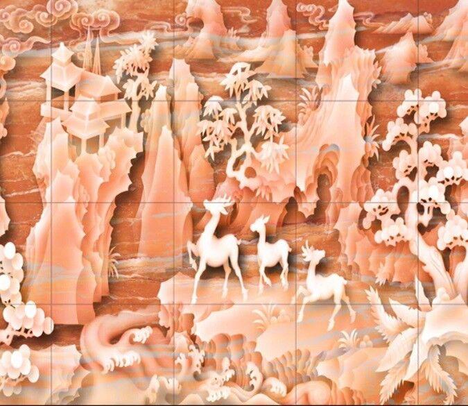 3D Rote Berg Hirsche 85 Tapete Wandgemälde Wandgemälde Wandgemälde Tapete Tapeten Bild Familie DE Summer | Ein Gleichgewicht zwischen Zähigkeit und Härte  368d26
