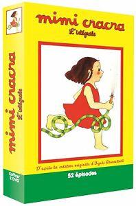 Coffret-Mimi-Cracra-DVD-NEUF