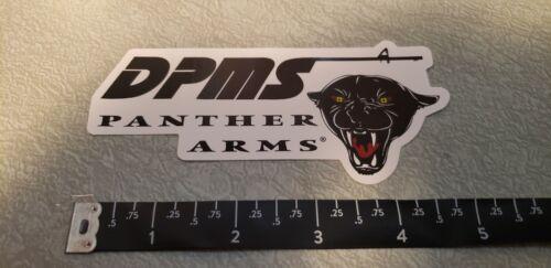 DPMS Pantera Braços armas de fogo de caça//esportes ao ar livre Adesivo decalque de Fabricante Original do Equipamento Original
