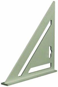 Escuadra de aluminio resistente Silverline 185mm
