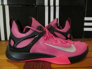 innovative design f139e e49ad Image is loading NEW-Nike-Zoom-Hyperrev-2015-BREAST-CANCER-THINK-