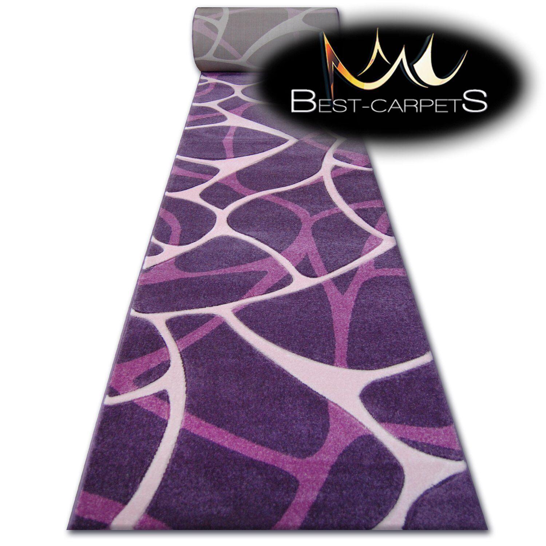 Coureur Tapis, focus F241 largeur violet sombre, moderne, escaliers ...