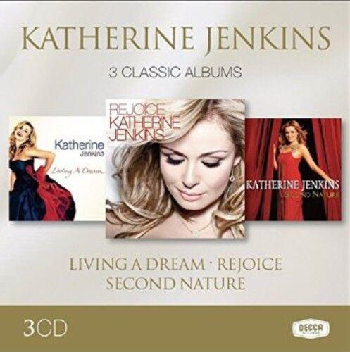 1 of 1 - Katherine Jenkins - Katherine Jenkins: 3 Classic Albums [New CD] UK - Import