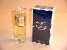 Molyneux Quartz 100 Ml Vaporisateur De Parfum Femme Eau Pour VpzSUMq