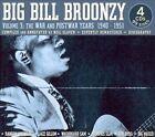 Vol. 3: The War and Post War Years 1940-51 [Remaster] by Big Bill Broonzy (CD, Feb-2007, 4 Discs, JSP (UK))