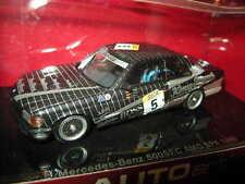 1:43 Autoart Mercedes-Benz 500 SEC W126 AMG SPA 1989 #5 Nr. 68931 OVP