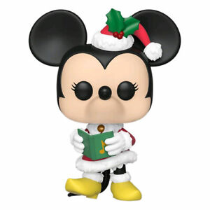 Mickey-Mouse-Minnie-Mouse-Christmas-Holiday-Pop-Vinyl-Figure-NEW-Funko