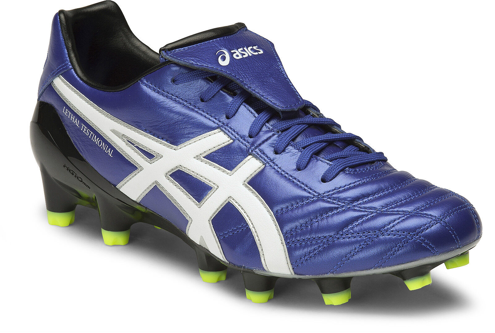 Asics Lethal Testimonial 4 IT Mens Football chaussures (D) (4201) + Free Aus Delivery