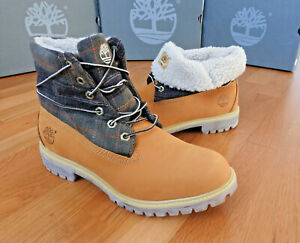 botte timberland homme roll top