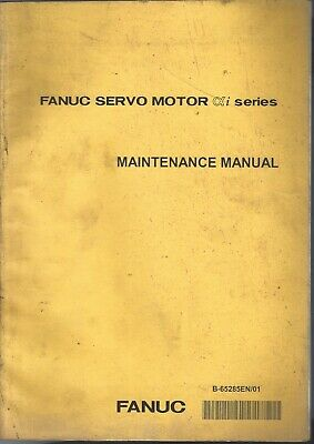 Fanuc Servo Motor Aplhai Series Maintenance Manual Hot Sale 50-70% Korting