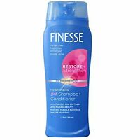 Finesse 2 In 1 Moisturizing Shampoo And Conditioner 13 Fl Oz Each on sale