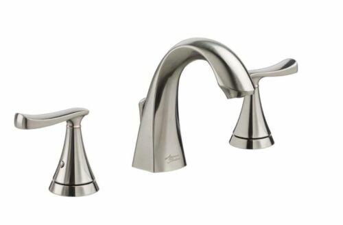 Widespread 2-Handle Faucet in Brushed Nickel American Standard Chatfield 8 in