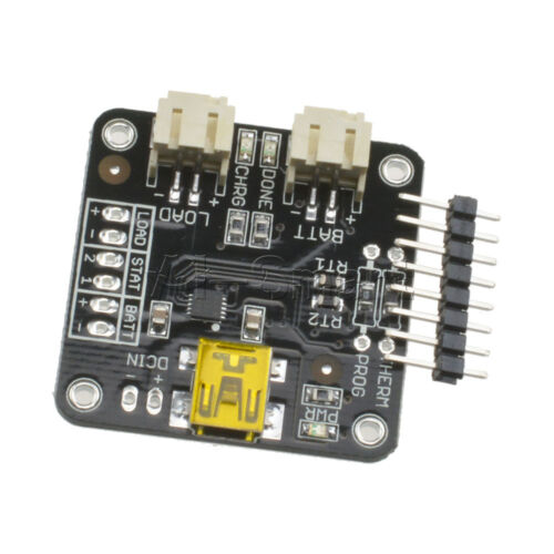 5V MCP73833 USB Lithium Ion Battery Charger Chraging Board LiIon LiPoly 3.7//4.2V