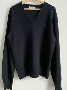 VTG-CHRISTIAN-DIOR-ORION-ACRYLIC-SWEATER-BLUE-SIZE-L