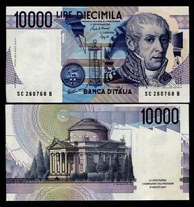 "10.000 Lire Volta Lettre "" C "" Fds Ass Dprmpsam-08005747-154502084"