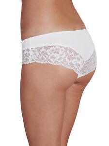 M/&S Lace Brazilian Knickers Size Uk 22 NEW!