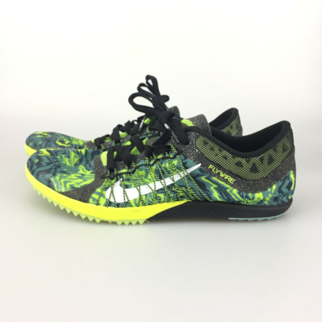 watch 7f772 7fe44 Nike Zoom Victory X3 Flywire Track Shoes Running Size 8.5 US